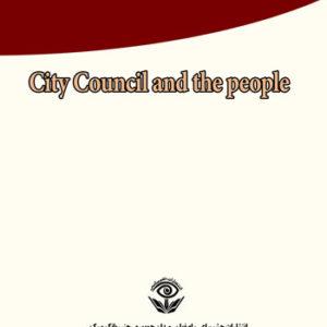 کتاب شورای شهر و مردم