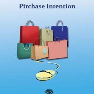 پشت جلد کتاب عوامل موثر بر قصد خرید اینترنتی