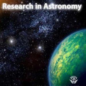 عکس پشت جلد کتاب پژوهشی در علم نجوم
