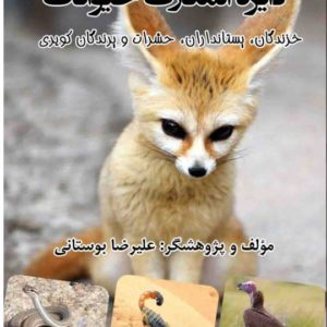 کتاب دایره المعارف حیوانات: خزندگان،پستانداران،حشرات،پرندگان کویری