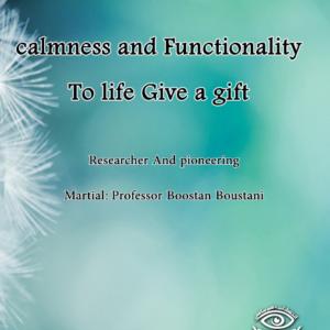 کتاب آرامش و قابلیت را به زندگی هدیه دهیم