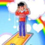 کتاب عبادت کودکانه؛ نوشته علیرضا بوستانی